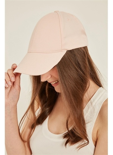 Y-London Şapka Pudra